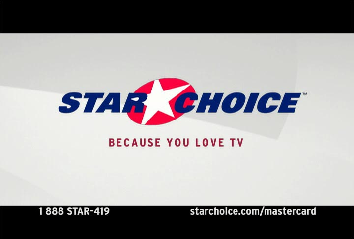 Star Choice – 30 Second Broadcast Commercial