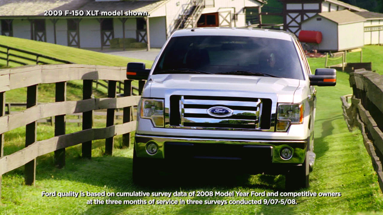 Alberta Ford – F150 Broadcast Commercial