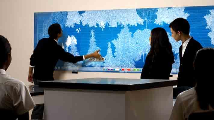 Smart Technologies visual effects video