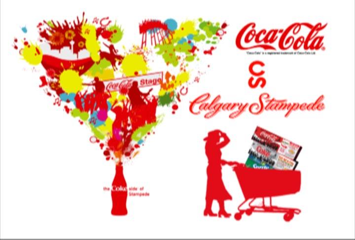 Coca-Cola 2007 Calgary Stampede Commercial
