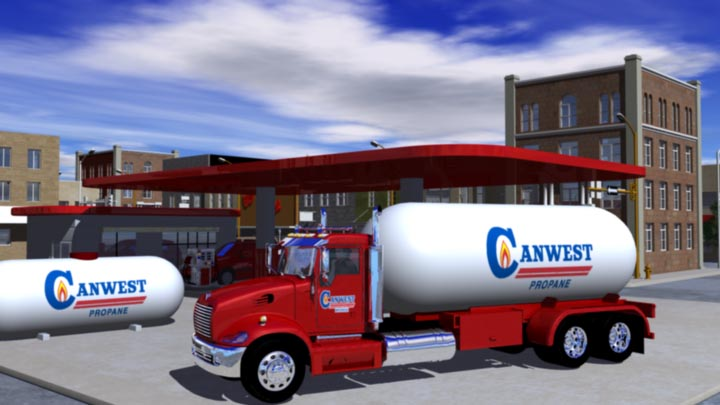 Gibsons – Canwest Propane Delivery
