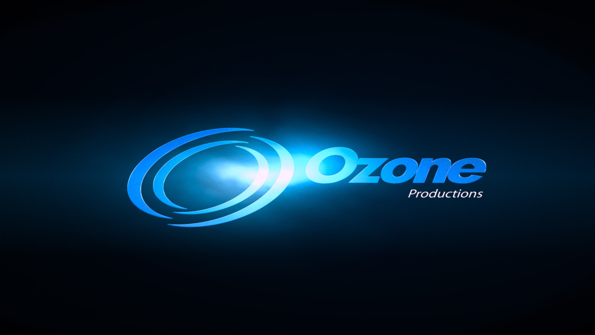 Ozone Productions – Logo Animation
